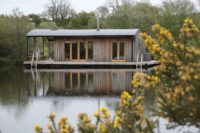Perfect hideaway houseboat Wales