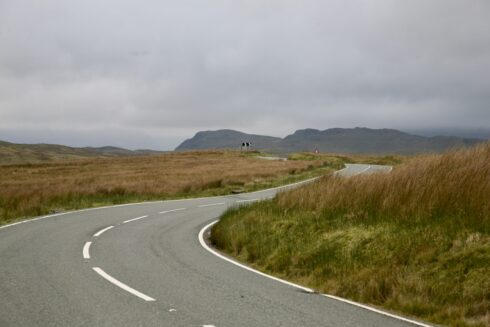 FD0007 Isolated Road Wales 23