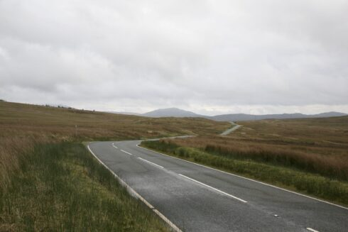FD0007 Isolated Road Wales 31