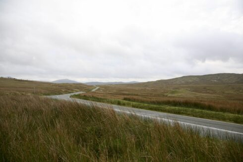 FD0007 Isolated Road Wales 33