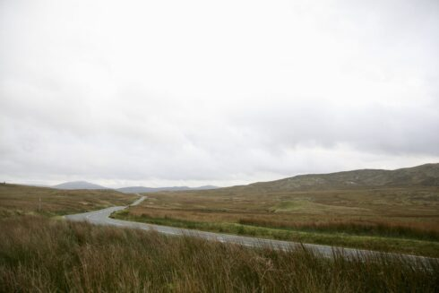 FD0007 Isolated Road Wales 35