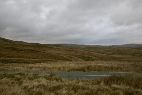 FD0007 Isolated Road Wales 47