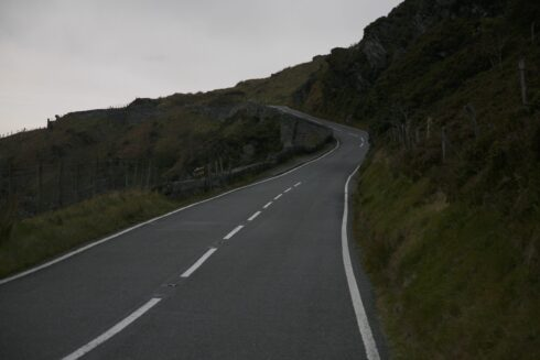 FD0007 Isolated Road Wales 72