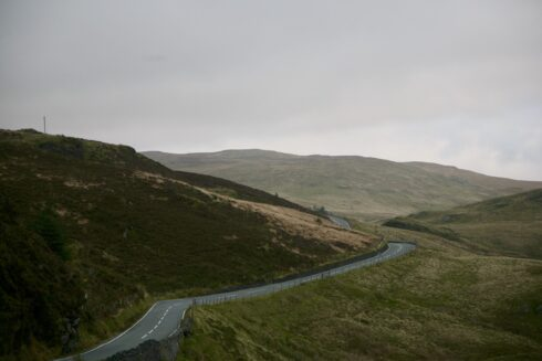 FD0007 Isolated Road Wales 75