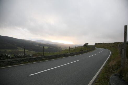 FD0007 Isolated Road Wales 79